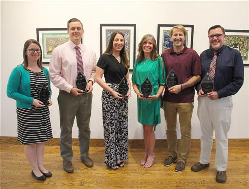 WSSD Teacher Awards