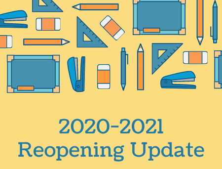 2020 WSSD Reopening Update