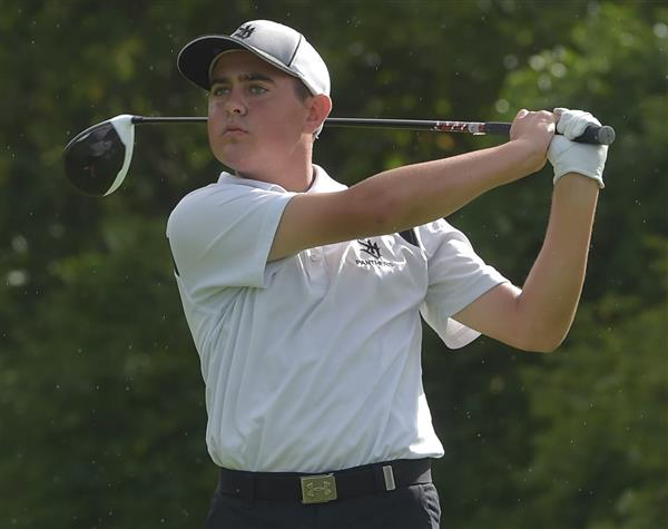 Jackson Debusschere Defies Odds and Finds His Passion in Golf