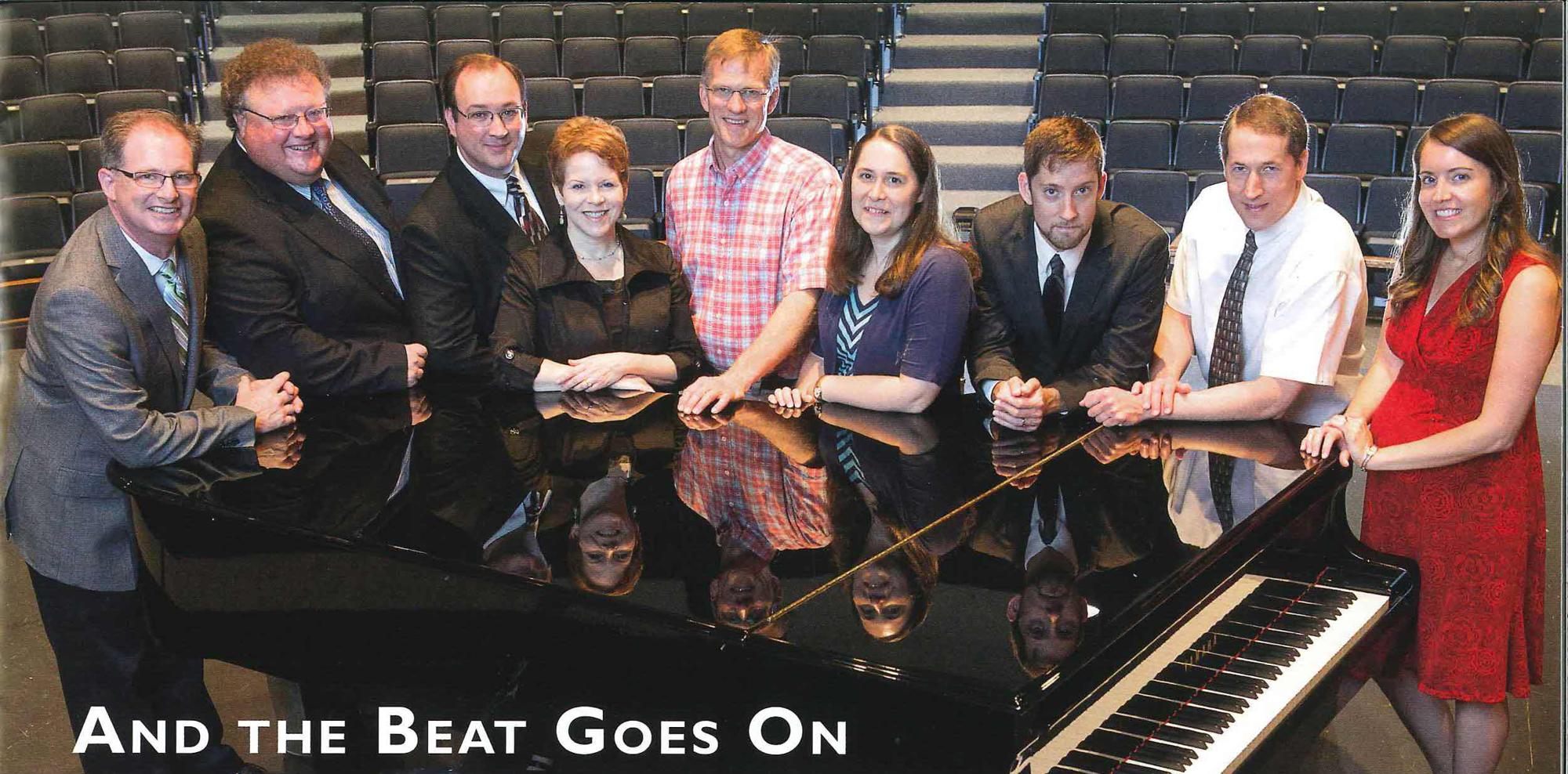 From West Chester University to WSSD: Making Music For Over 30 Years