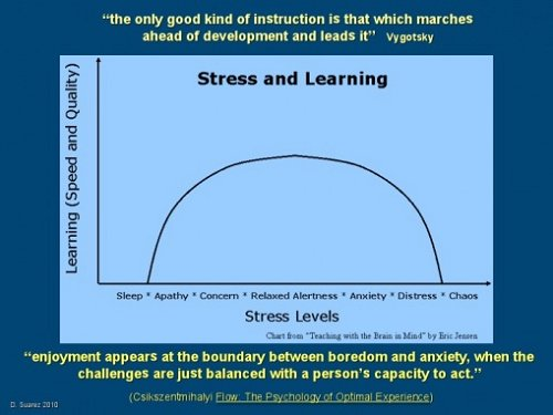 Stress and Learning