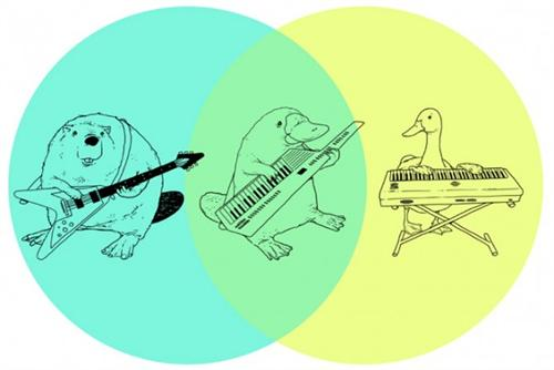 keytar animals