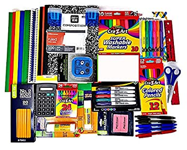 Back-To-School Supply List