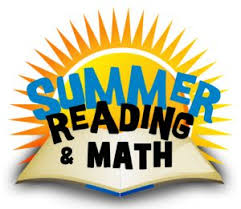 Summer Reading/Math Information