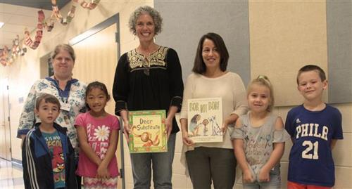 NPE Library Authors Visit
