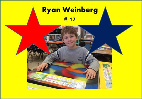 Student of the Week 17