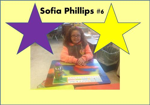 Student of the Week 6