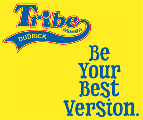 TRIBE Dudrick Logo and Motto square