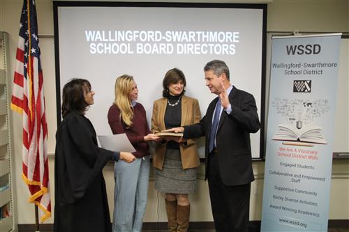 Board Meeting Signing In Ceremony