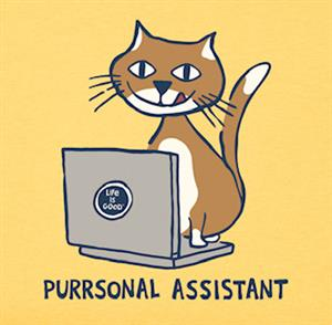 Purrsonal Assistant