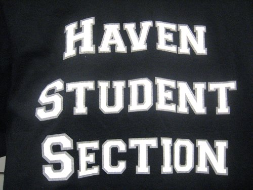 Student Section Back