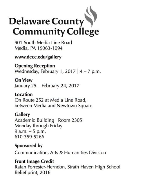 DCCC 2017 Student Art Exhibit