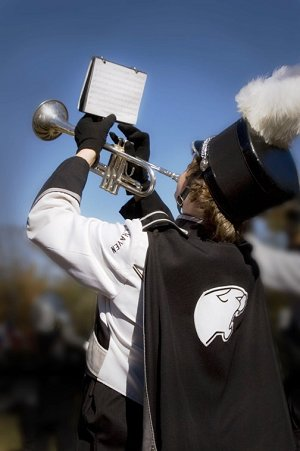 SHHS Marching Band